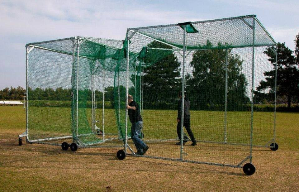 Opening DEM Sports Practice Cage 2