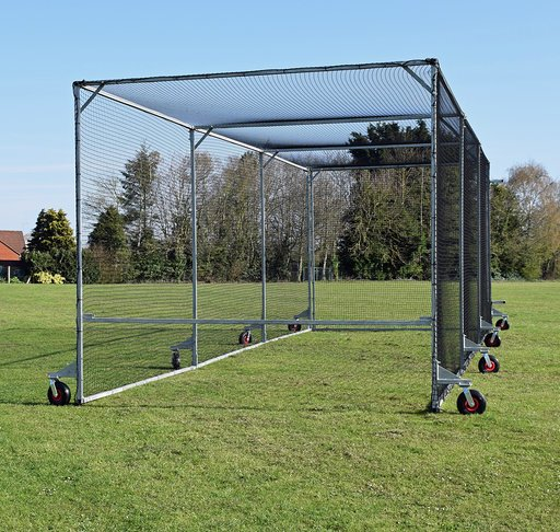 Club Mobile 33' Practice Cage