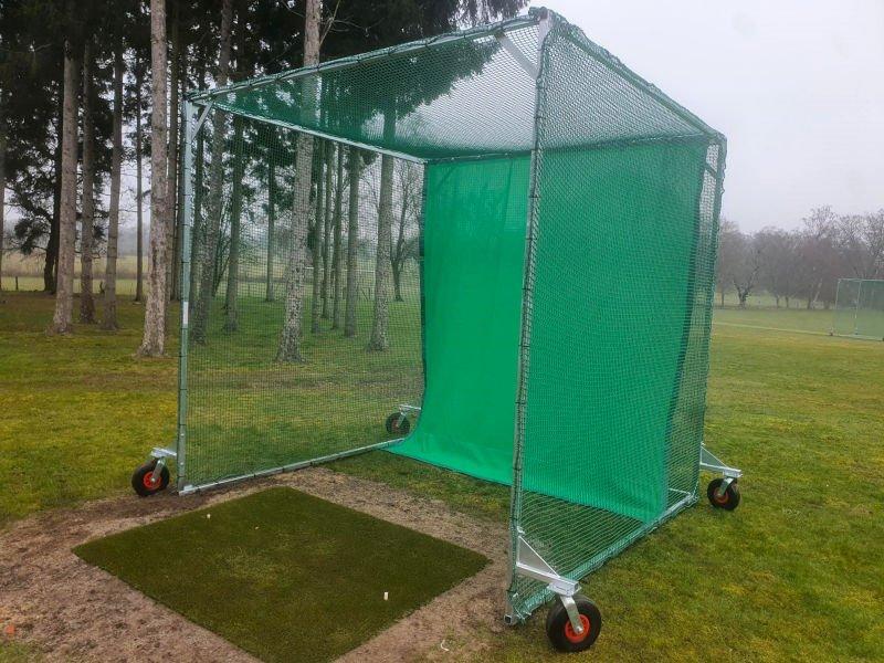 Mobile Golf Cage DEM Sports