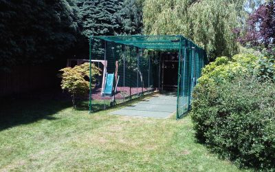Perfect Backyard Sports Cages